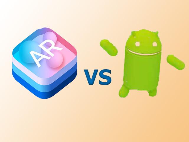 ARKit vs ARcore по версии ИИТТ